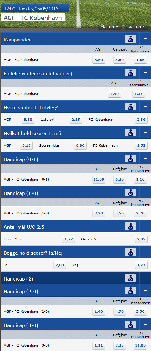 odds_pokalfinalen_2016